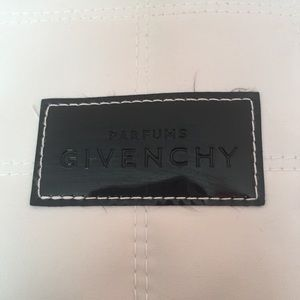 Givenchy Bags - Givenchi / Parfums White Travel Duffle Bag